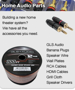 Orange County Speaker Home Audio